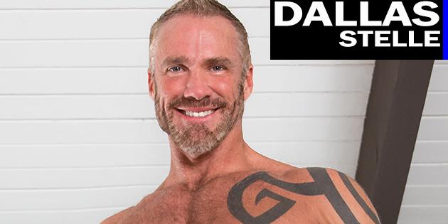 Dallas Steele pasó de ser presentador de tv a actor porno gay